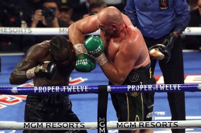 Tyson Fury vs Deontay Wilder 3: A look at the longshot odds