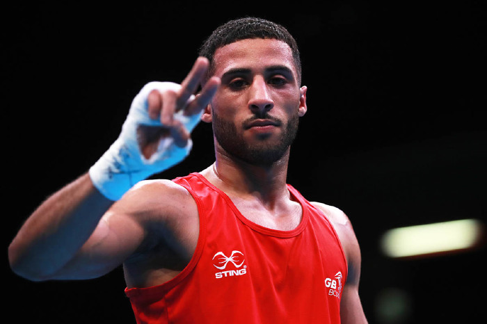 Galal Yafai at Olympics