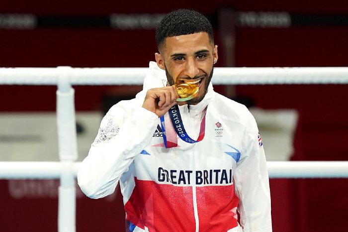 Galal Yafai win Olympic gold