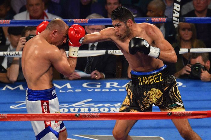 Gilberto Ramirez signs multi-fight deal with Golden Boy Promotions