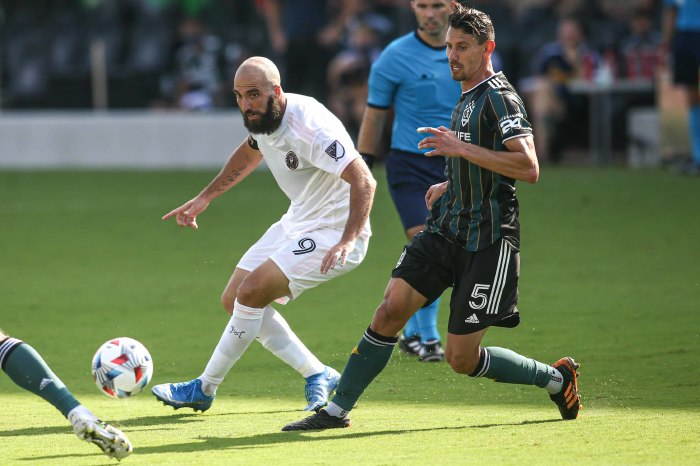 Inter Miami had a difficult start against LA Galaxy