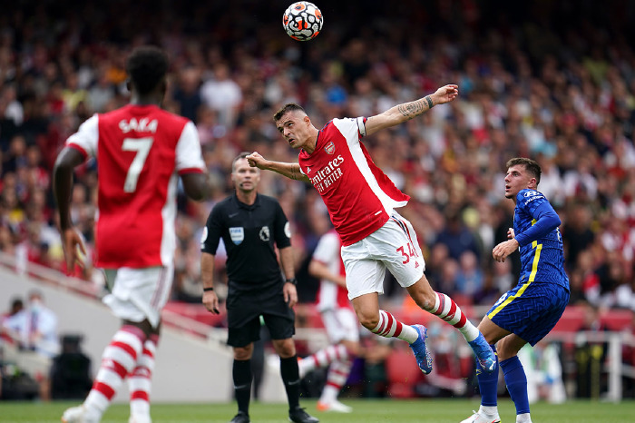 Arsenal flapping in defeat to Chelsea