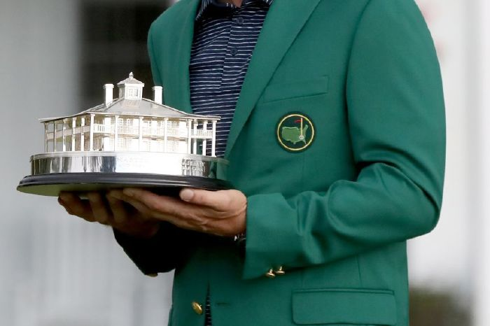 Who will wear the 2021 Masters Green Jacket
