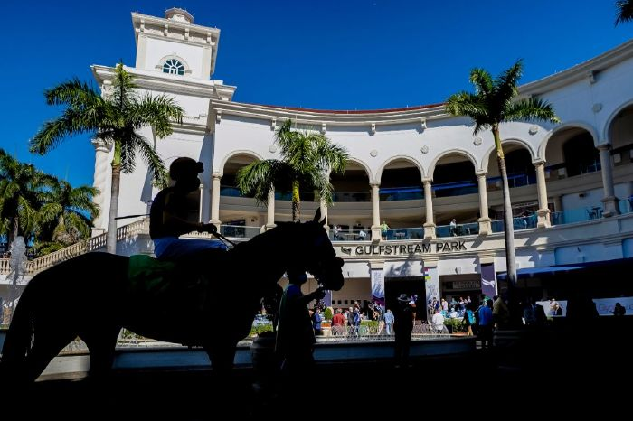 Gulfstream Park will host the Florida Derby, one of the 100-40-20-10 point races for the Kentucky Derby