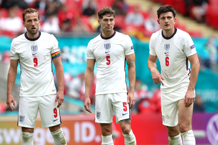 England made history by reaching the final of Euro 2020