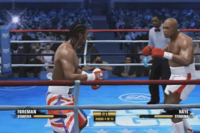 In the eWBSS, George Foreman eases past David Haye to set up a fight against 'Iron' Mike Tyson in the next round