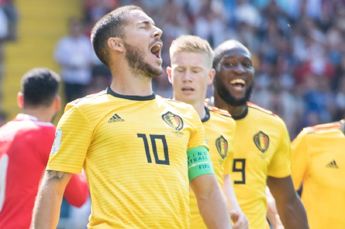 Belgium and their golden generation