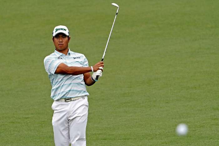 Matsuyama is eyeing a first Japanese win in a major.