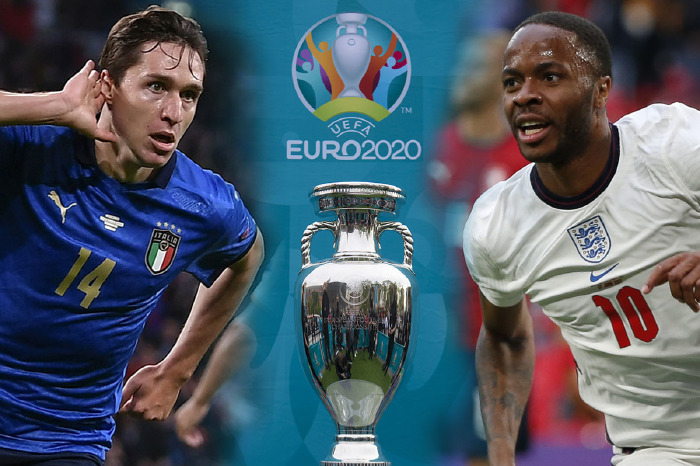 Italy to play England in the final of Euro 2020