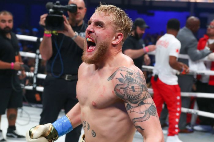 Jake Paul vs Ben Askren: Horror show continues after Paul knocks out MMA star