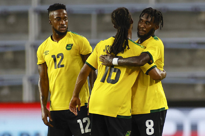 Jamaica at Gold Cup