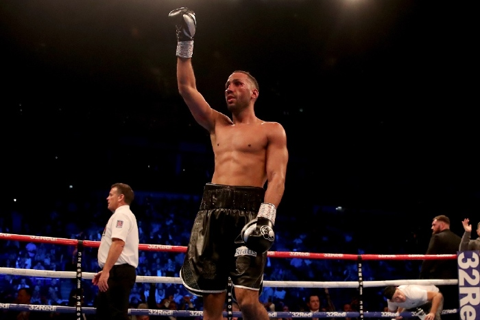 James DeGale's Olympic medal and MBE stolen during Euro 2020 final