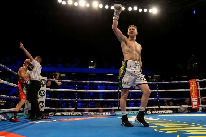 Exclusive: Jason Quigley sets sights on emulating Andy Lee's success