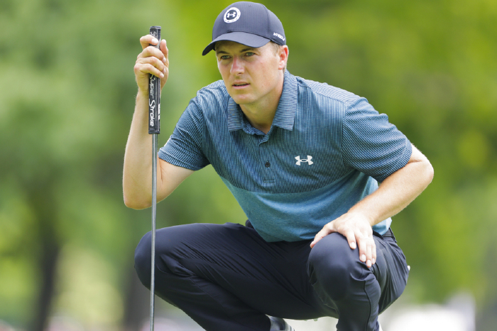 Spieth is eyeing a second win of 2021.