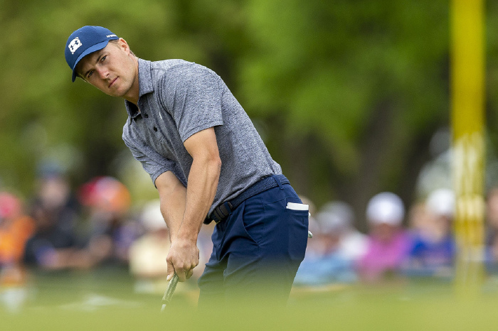 Spieth's putting is back to its best.