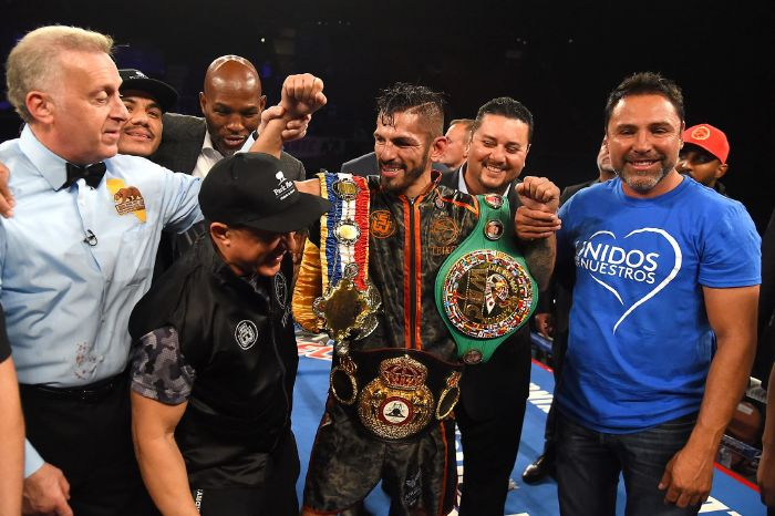 Jorge Linares warns Devin Haney: You have never faced someone like me