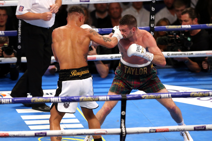 Josh Taylor relishing the big stage as he aims for history against Jose Ramirez