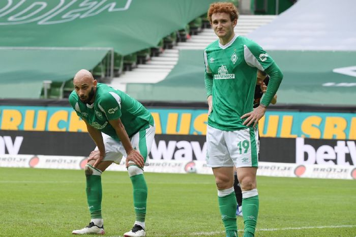 Josh Sargent couldn't stop Werder Bremen from relegation to the 2. Bundesliga at the weekend