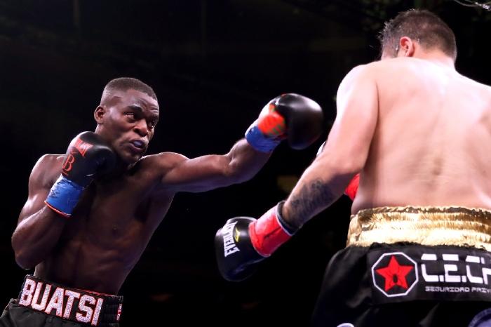 Joshua Buatsi dreaming of world title challenge under Virgil Hunter