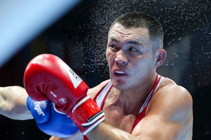 Kamshybek Kunkabayev wins first professional title - MTK Fight Night results and reaction
