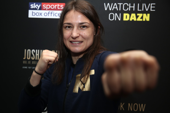 Katie Taylor returns to the ring in September as she defends her lightweight belts against Jennifer Han.