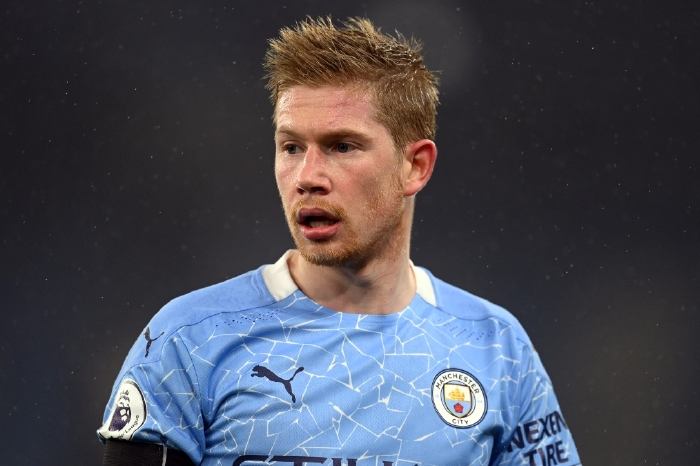 Kevin De Bruyne pens new Manchester City deal, extends stay until 2025