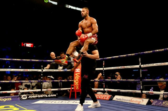 Kell Brook can become two-time world champion with victory over Terence Crawford