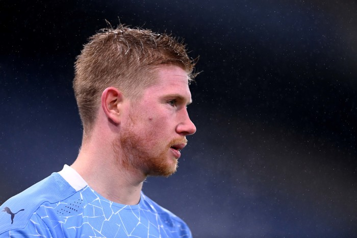 A star for Manchester City and Belgium, anyone would have Kevin De Bruyne in their team