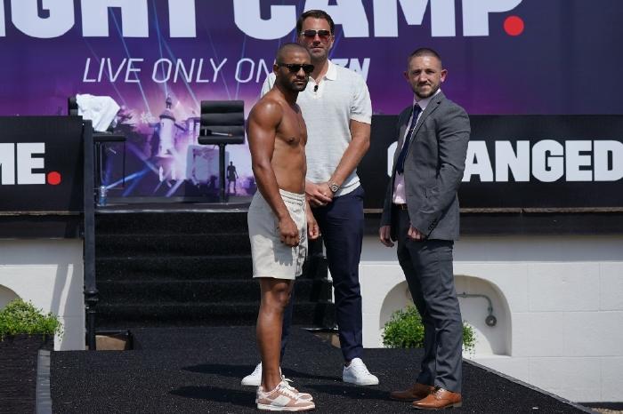 Fight Camp: Can Kid Galahad fulfill his dreams as world champion?