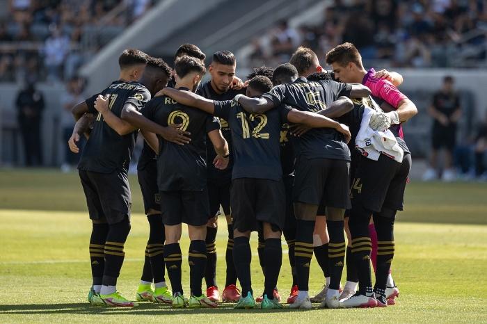 LAFC prepare for El Trafico against LA Galaxy, MLS
