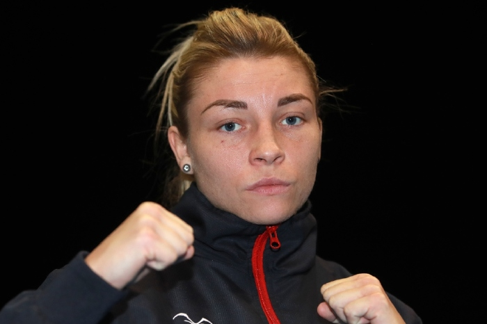 Lauren Price is one fight away from competing for gold in the middleweight division.