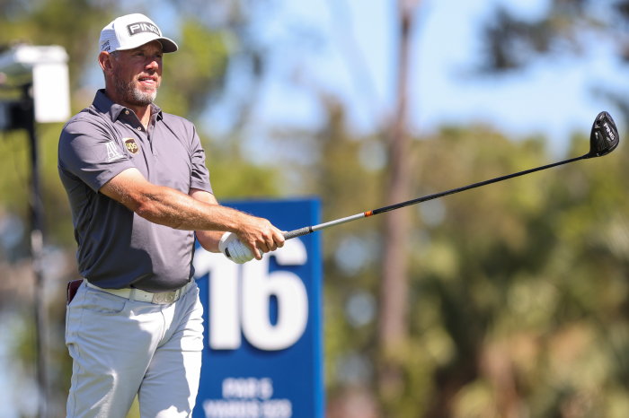 Westwood got off to a strong start at Sawgrass.