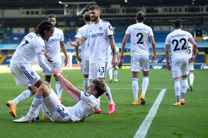Leeds have been a revelation in the Premier League this season