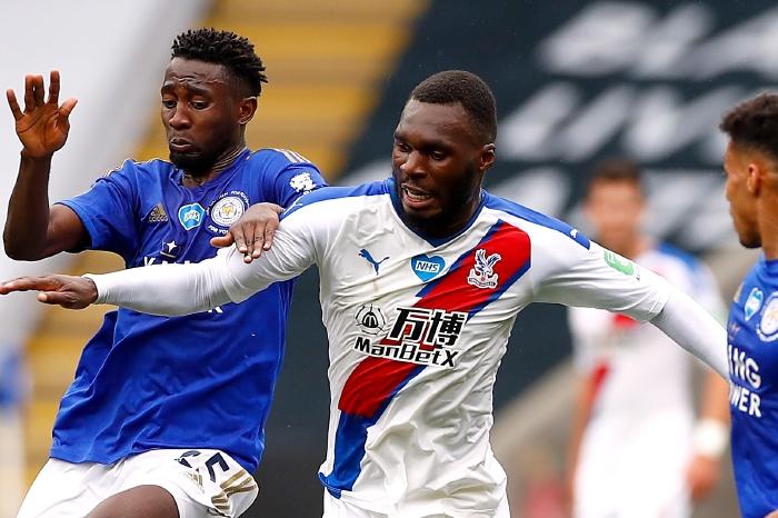 Ndidi battles with Benteke