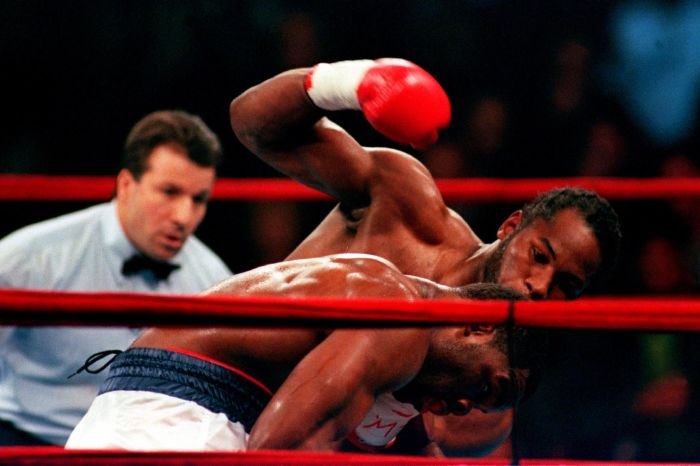 A look at the best heavyweight fights between 1990 to 2000