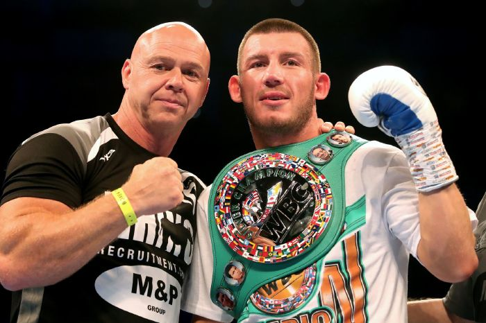 Joe Calzaghe backing Liam Williams to become latest Welsh world champion