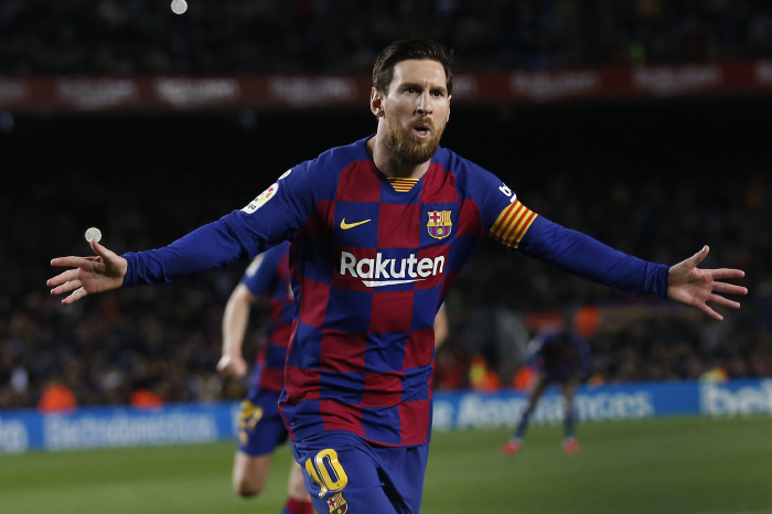 How can you pick just 10 moments for Lionel Messi at Barcelona?
