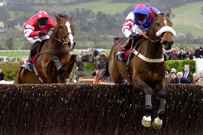 Richard Johnson has a rich Cheltenham Festival history, including wins in the Gold Cup