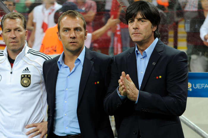 Hansi Flick to succeed Joachim Low as Germany's manager after Euro 2020