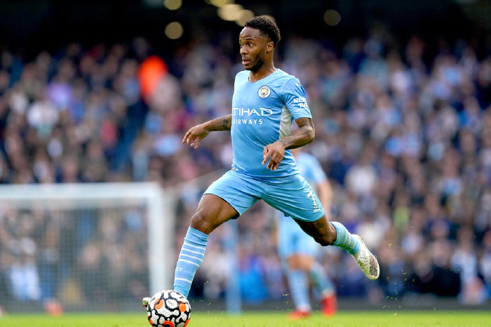 Raheem Sterling has been linked with a move to Newcastle