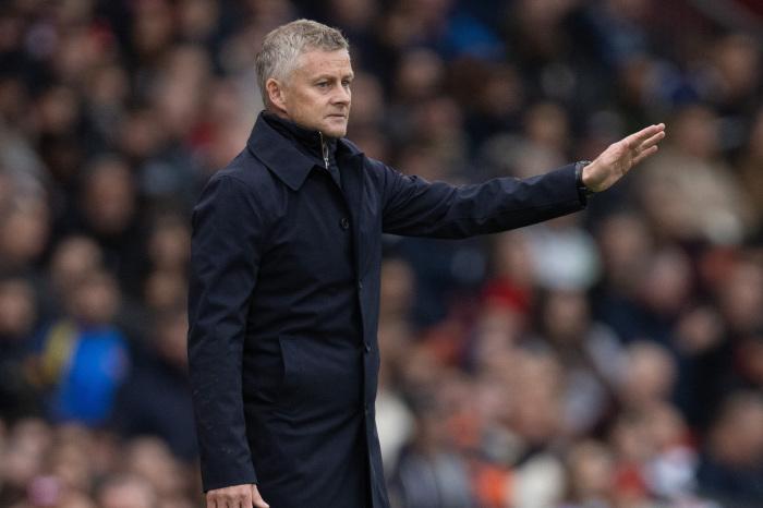 Ole Gunnar Solskjaer remains under pressure at Manchester United