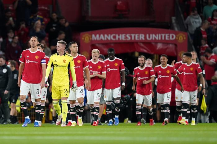 Manchester United, West Ham, League Cup