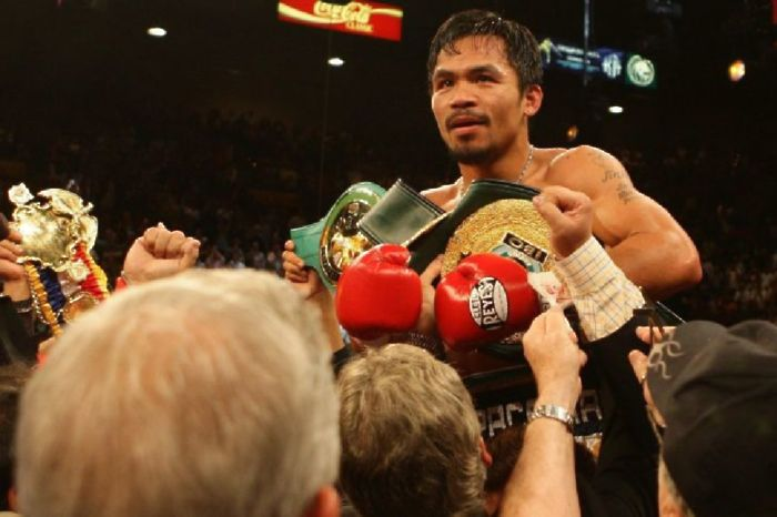 A look back at the iconic boxing rivalry between Manny 'Pacman' Pacquiao and Juan Manuel Marquez