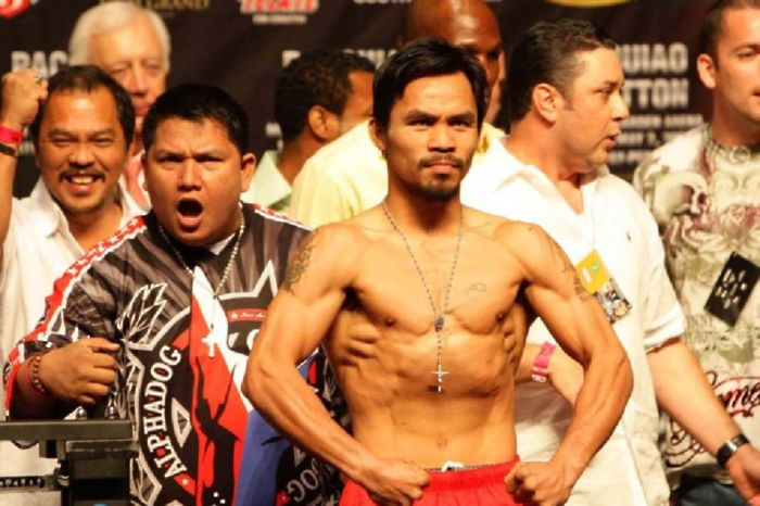 Manny Pacquiao has been linked with a showdown with UFC's Conor McGregor