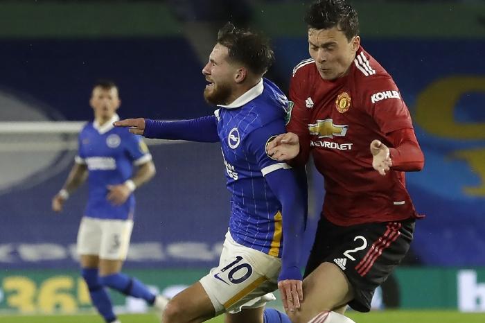 Man United vs Brighton