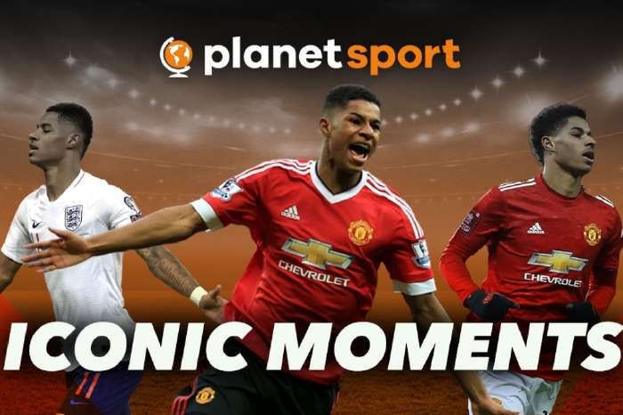 Marcus Rashford has done many iconic things since being a Manchester United player