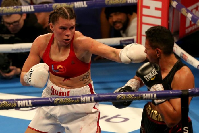 Savannah Marshall is relishing her opportunity to fight on pay-per-view against Hannah Rankin