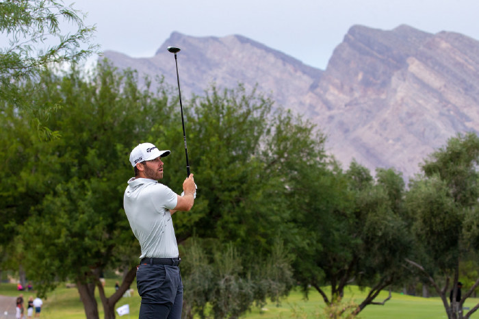 Matthew Wolff is looking for a second PGA Tour win at the Shriners Children's Open.