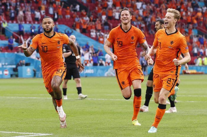 Netherlands to continue perfect start by beating North Macedonia