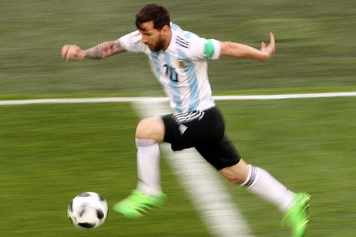 Lionel Messi is the most successful player to ever play for his country